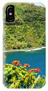 Honomanu The Hana Highway II IPhone Case