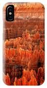 Hoodoos  At Sunrise IPhone Case