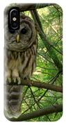 Hoot Hoo Dee Hoo IPhone Case