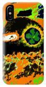 Hopi Kachina Work Number 4 IPhone Case