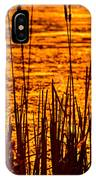 Horicon Cattail Marsh Wisconsin IPhone Case