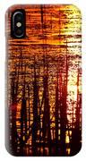 Horicon Marsh Sunset Wisconsin IPhone Case