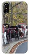 Horse-drawn Carriages IPhone Case