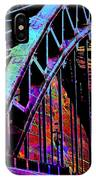 Hot Town Summer In The City IPhone Case