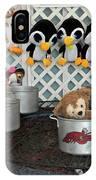 Hot Water Bear IPhone Case