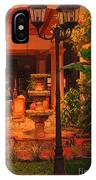 Hotel Alhambra IPhone Case