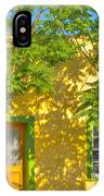 House In The Barrio IPhone Case