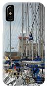 Howth Lighthouse 0003 IPhone Case