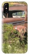 Hudson Sedan IPhone Case