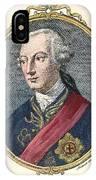 Hugh Percy (1742-1817) IPhone Case