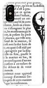 Human Sperm - 17th Century IPhone Case