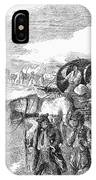 Hungarian Gypsies, 1874 IPhone Case