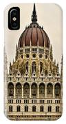 Hungarian Parliment Building IPhone Case