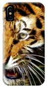 Hungry Tiger IPhone Case