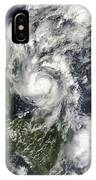Hurricane Paula IPhone Case