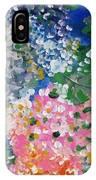 Hydrangeas I IPhone Case
