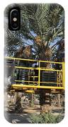 Hydraulic Platform For Picking Dates IPhone Case