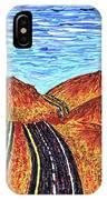 I - 15 Nevada To California IPhone Case