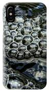 I See Bubbles IPhone Case
