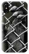I Want Out IPhone Case