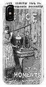 Ice Machine, 1891 IPhone Case