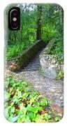 Ichetucknee Stairway IPhone Case