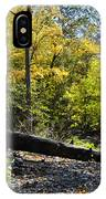 If A Tree Falls IPhone Case
