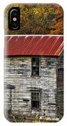 If These Walls Could Talk Painted IPhone Case