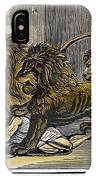 Ignatius Of Antioch (c35-110) IPhone Case