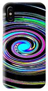 In A Whirl IPhone Case