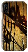 In Shadow IPhone Case