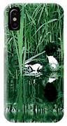 in the Bulrushes IPhone Case