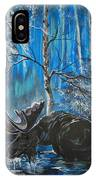In The Still Of The Night Series 1 IPhone Case