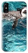 In The Swim IPhone Case