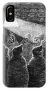 Inca Tomb: Chulpa IPhone Case