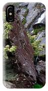 Inchquinn Waterfall, Beara Peninsula IPhone Case