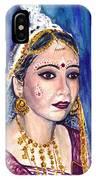 Indian Bride  IPhone Case