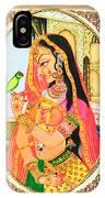 Indian Empress IPhone Case