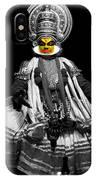 Indian Kathakali Dance IPhone Case