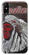 Indian Motorcycles IPhone Case