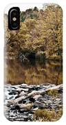 Indian Summer At Brandywine Creek IPhone Case