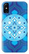 Inner Guidance - Blue Version IPhone Case