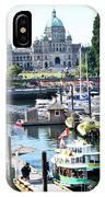 Inner Harbour4 IPhone Case