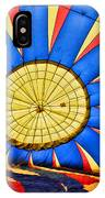 Inside A Hot Air Balloon IPhone Case