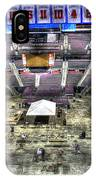 Inside The Palace Of Auburn Hills 2 IPhone Case