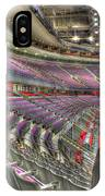 Inside The Palace Of Auburn Hills 3 IPhone Case