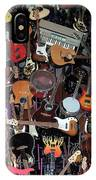 Instruments IPhone Case
