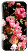 Interesting Flowers IPhone Case