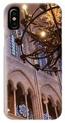 Interior Notre Dame Cathedral IPhone Case