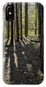 Into The Woods Spnc Michigan IPhone Case